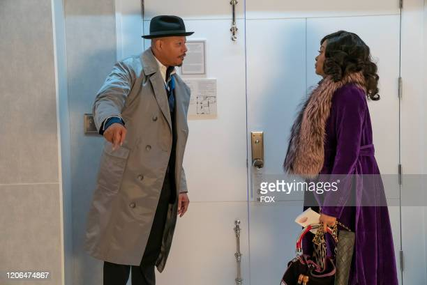 """Terrence Howard and Taraji P. Henson in the """"Come Undone"""" episode of EMPIRE airing Tuesday, March 17 on FOX."""
