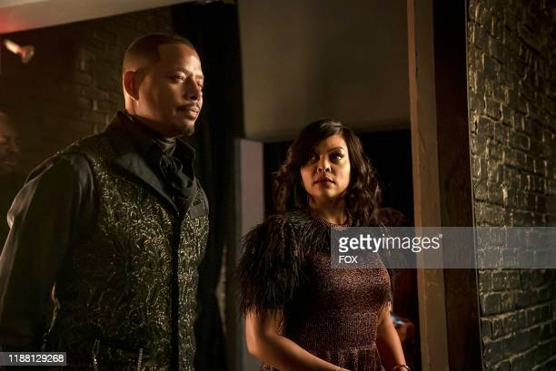 """Terrence Howard and Taraji P. Henson in the """"Good Enough"""" episode of EMPIRE airing Tuesday, Nov. 19 on FOX."""