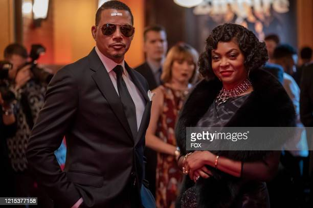 """Terrence Howard and Taraji P. Henson in the """"Home is on the Way"""" episode of EMPIRE airing Tuesday, April 21 on FOX."""
