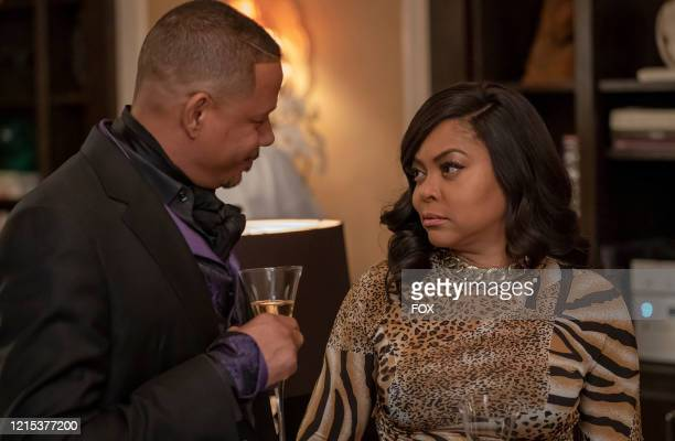 """Terrence Howard and Taraji P. Henson in the """"Love Me Still"""" episode of EMPIRE airing Tuesday, March 31 on FOX."""