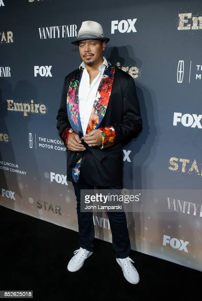 Terrence Howard attends 'Empire' and 'Star' celebrate FOX's new Wednesday night at One World Observatory on September 23 2017 in New York City