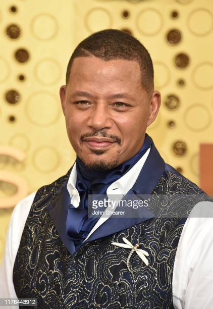Terrence Howard attends the 71st Emmy Awards at Microsoft Theater on September 22, 2019 in Los Angeles, California.