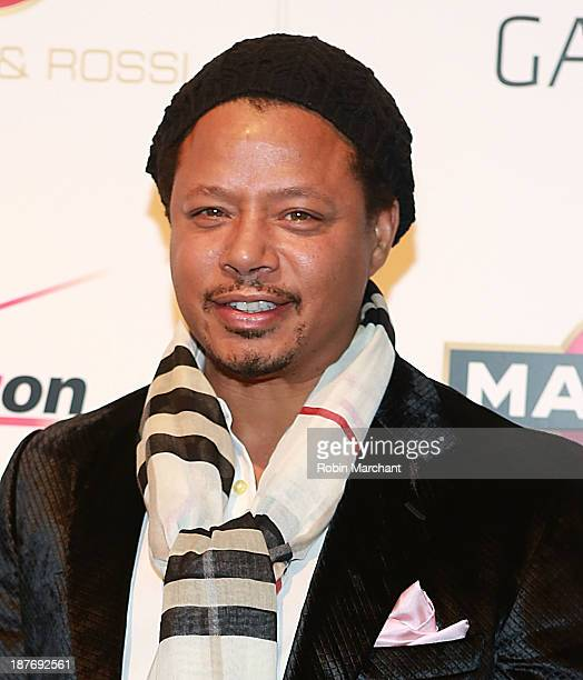 Terrence Howard attends The Best Man Holiday screening at Chelsea Bow Tie Cinemas on November 11 2013 in New York City