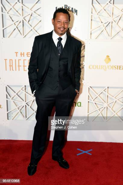 Terrence Howard attends The Trifecta Gala on May 4, 2018 in Louisville, Kentucky.