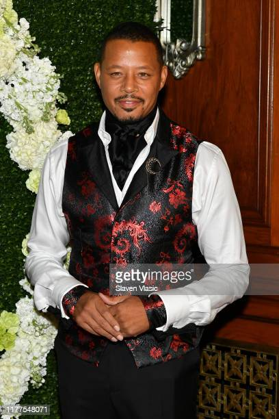 """Terrence Howard attends the Whitaker Peace & Development Initiative """"Place for Peace"""" at Gotham Hall on September 27, 2019 in New York City."""