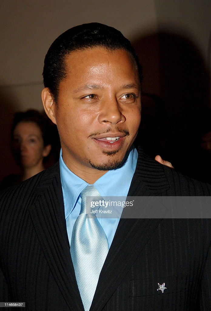 Terrence Howard during HBO's Annual Pre-Golden Globes Private Reception at Chateau Marmont in Los Angeles, California, United States.