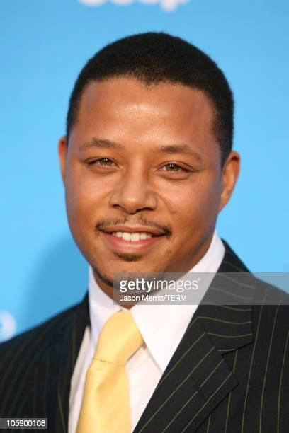 Terrence Howard during The 37th Annual NAACP Image Awards - Arrivals at Shrine Auditorium in Los Angeles, California, United States.