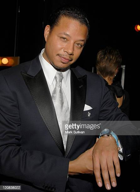 Terrence Howard in Backstage Creations Talent Retreat