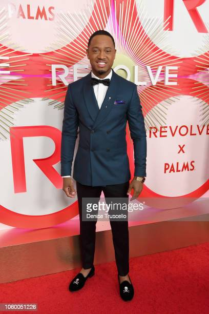 Terrence J attends REVOLVE Presents The 2nd Annual #REVOLVEawards at Palms Casino Resort on November 9 2018 in Las Vegas Nevada