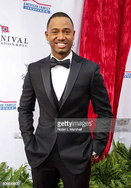 Terrence J attends the 2016 Trumpet Awards on January 23 2016 in Atlanta Georgia