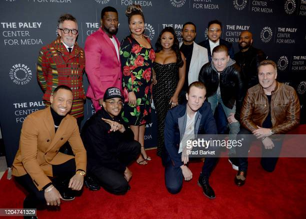 Terrence J Mark Canton Curtis 50 Cent Jackson Michael Rainey Jr Courtney A Kemp Naturi Naughton Larenz Tate Shane Johnson Rotimi Joseph Sikora...