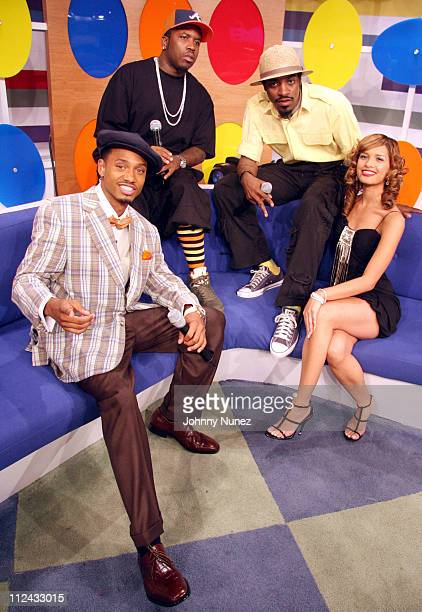Terrence Jackson Antwan A 'Big Boi' Patton Andre 'Andre 3000' Benjamin and Rocsi