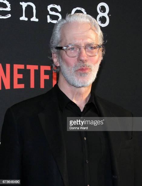 Terrence Mann attends the 'Sense8' New York Premiere at AMC Lincoln Square Theater on April 26 2017 in New York City