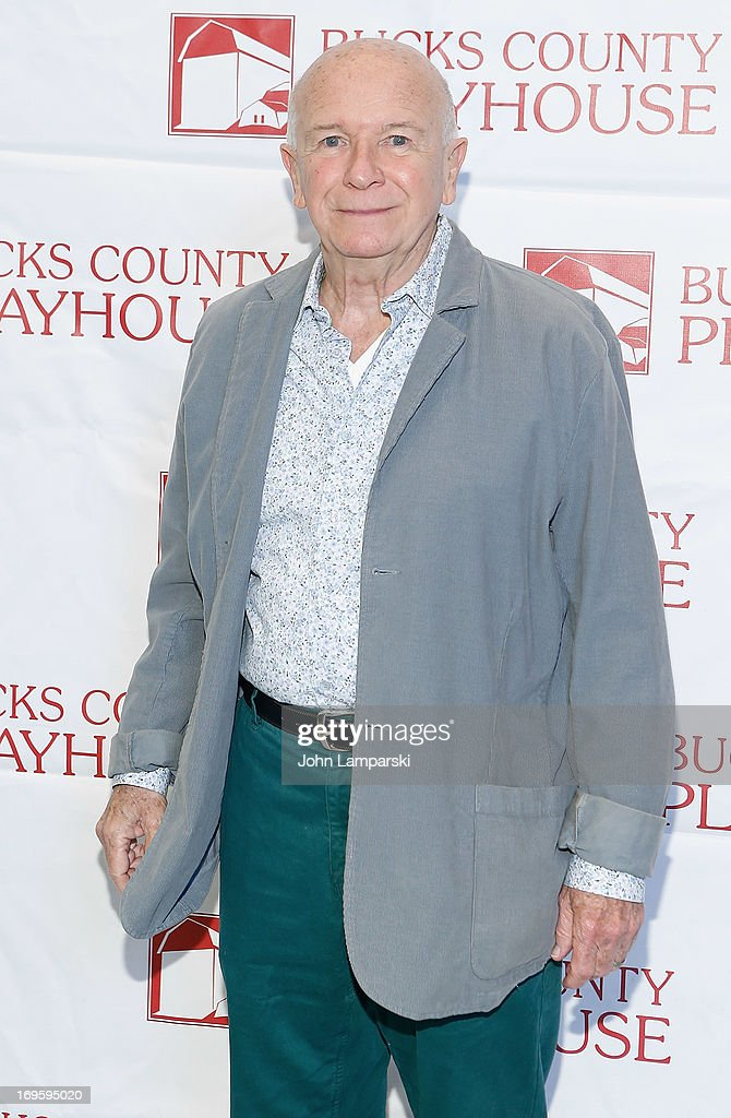 Terrence McNally attends 2013 Bucks County Playhouse Summer Season Press Preview at Signature Theater on May 28, 2013 in New York City.