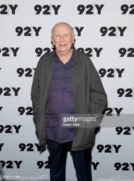 Terrence McNally attends his 80th Birthday celebration at 92nd Street Y on October 21 2018 in New York City