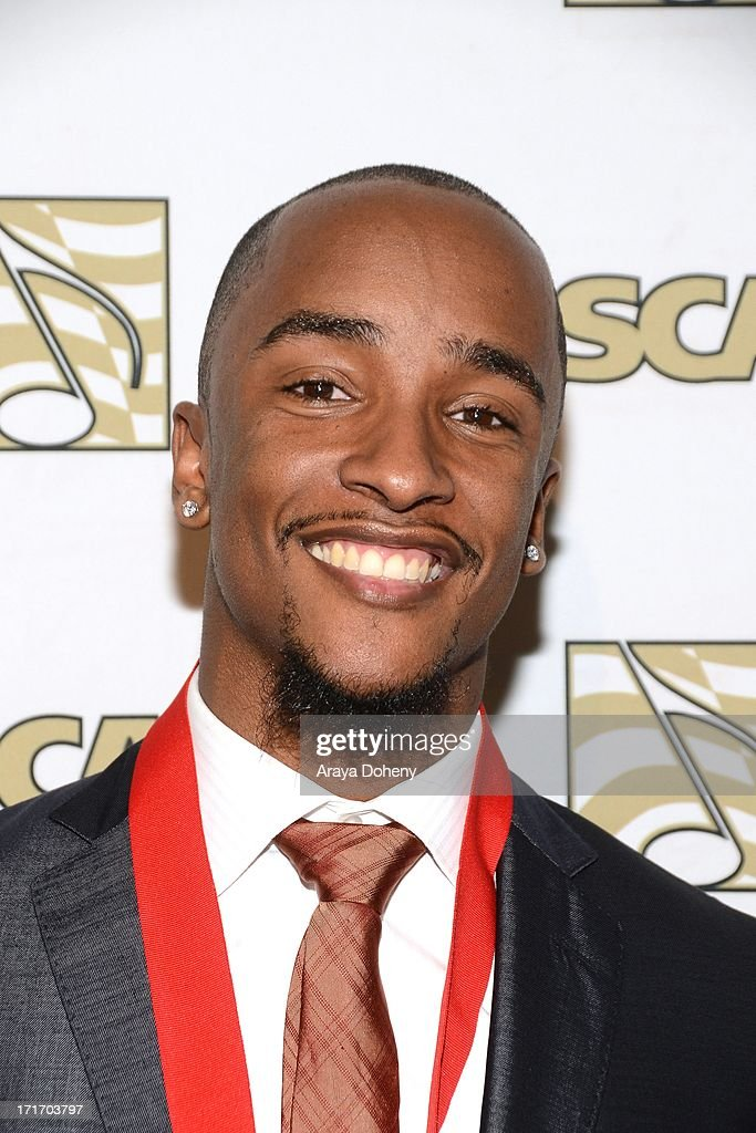 Terrence Vaughn attends The American Society of Composers, Authors and Publishers (ASCAP) 26th Annual Rhythm & Soul Music Awards at The Beverly Hilton Hotel on June 27, 2013 in Beverly Hills, California.