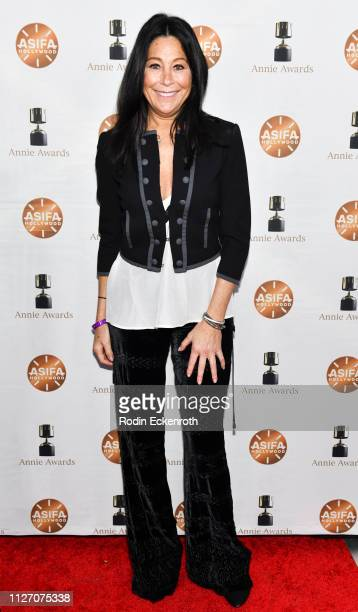 Terri Apple attend the 46th Annual Annie Awards at Royce Hall UCLA on February 02 2019 in Westwood California