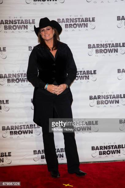 Terri Clark appears at The Barnstable Brown Gala on May 5 2017 in Louisville Kentucky