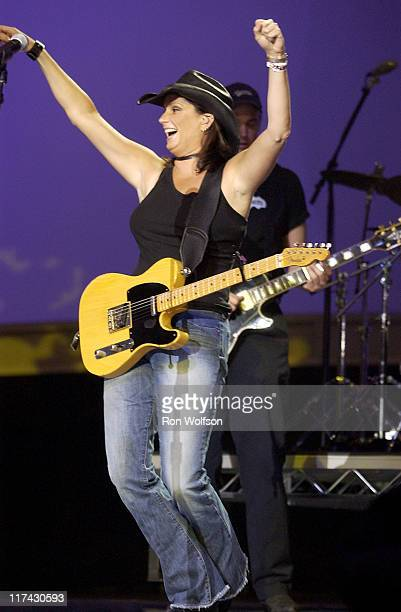 Terri Clark at rehearsals for the 39th Annual Academy of Country Music Awards at the Mandalay Bay Resort in Las Vegas