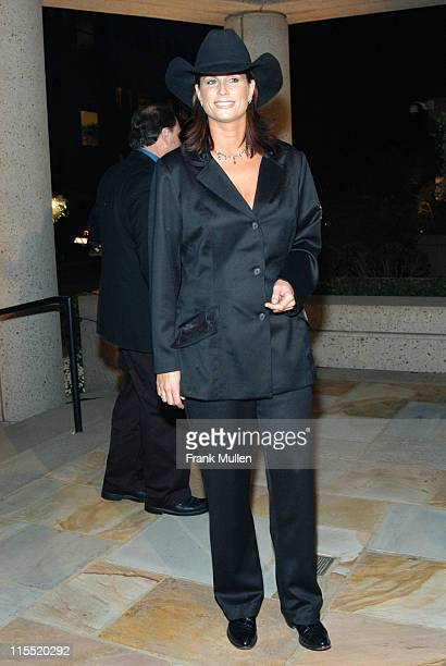 Terri Clark during 2003 BMI Country Music Awards at BMI Nashville in Nashville Tennessee United States