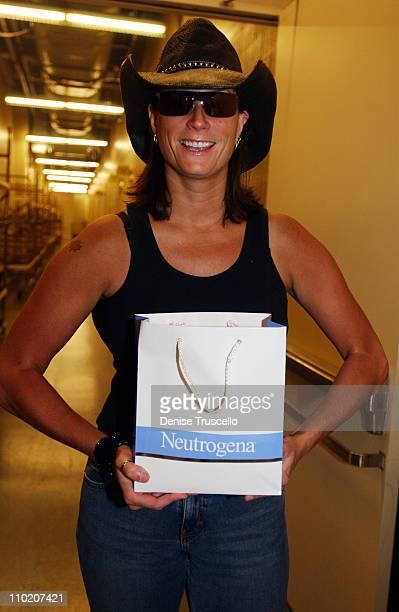 Terri Clark during Neutrogena Gift Bag Lounge At The2004 Country Music Awards at Mandalay Bay Casino Resort in Las Vegas Nevada