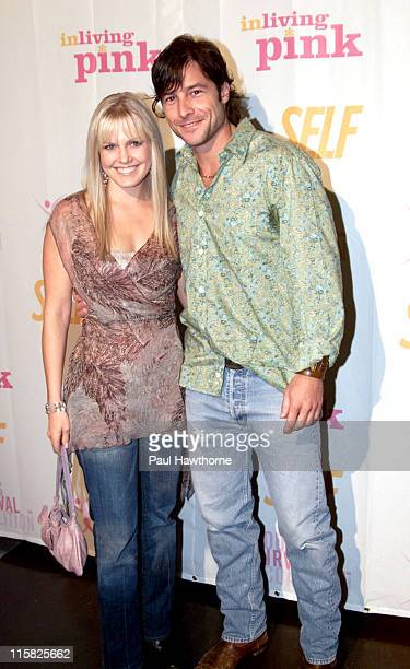 Terri Colombino and Mark Collier during The Young Survival Coalition's 5th Anniversary Celebration Presented by Self Magazine at Angel Orensanz...