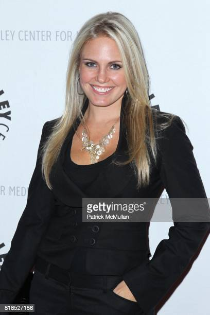 Terri Colombino attends PALEY CENTER FOR THE MEDIA Presents a Farewell to AS THE WORLD TURNS at Paley Center for the Media on August 18, 2010 in New...