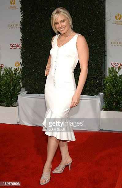 Terri Colombino during SOAPnet & National TV Academy Annual Daytime Emmy Awards Nominee Party at The Hollywood Roosevelt Hotel in Los Angeles,...