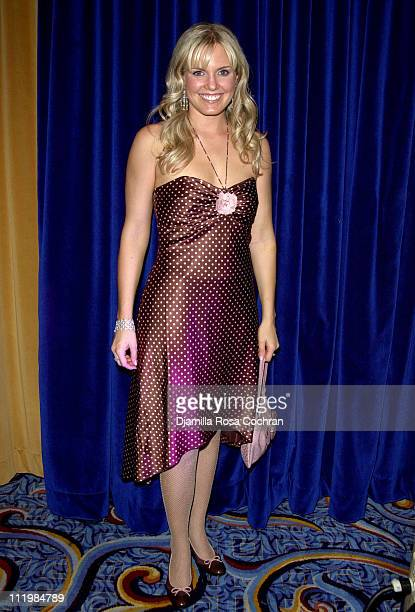 Terri Colombino during The 9th Annual Daytime Television Salutes St. Jude Children's Research Hospital at The Marriott Marquis in New York City, New...