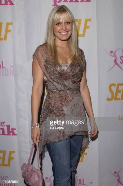Terri Colombino during The Young Survival Coalition's 5th Anniversary Celebration presented by SELF Magazine at Angel Orensanz Foundation in New York...