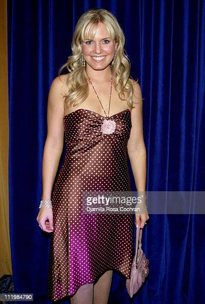 Terri Colombino is wearing Sol Rafael Jewels during The 9th Annual Daytime Television Salutes St. Jude Children's Research Hospital at The Marriott...