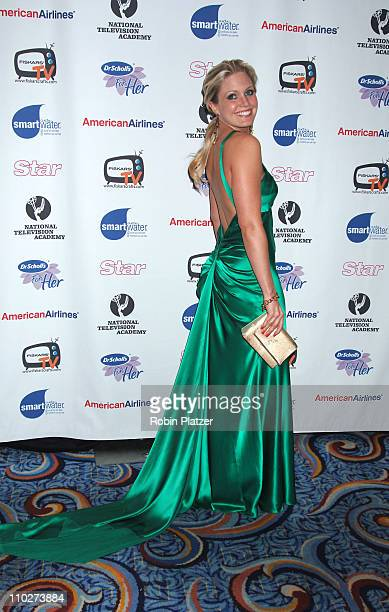 """Terri Colombino of """"As The World Turns"""" during The 33rd Annual Daytime Creative Arts Emmy Awards in New York - Arrivals at Marriott Marquis Hotel in..."""