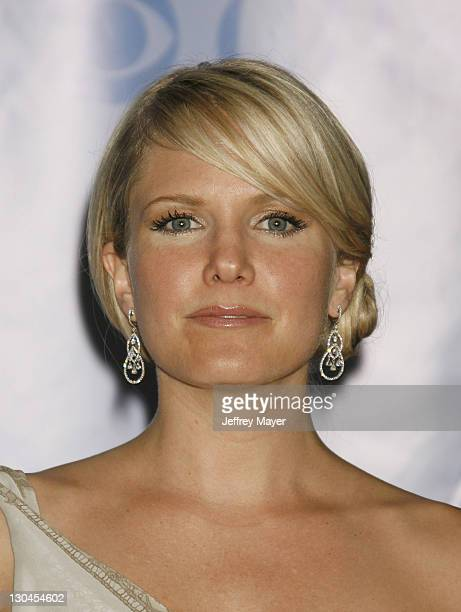 Terri Colombino of 'As the World Turns' presenter during 34th Annual Daytime Emmy Awards Press Room at Kodak Theater in Los Angeles California United...