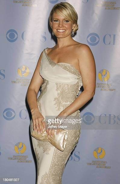 "Terri Colombino of ""As the World Turns"" presenter during 34th Annual Daytime Emmy Awards - Press Room at Kodak Theater in Los Angeles, California,..."