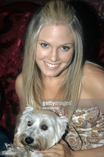 Terri Conn at Soapcity Games, New York, May 17, 2000.
