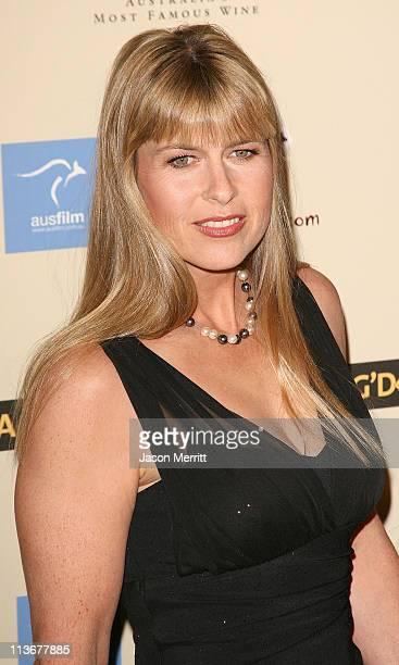 Terri Irwin during 2007 Australia Week Gala Arrivals in Los Angeles California United States