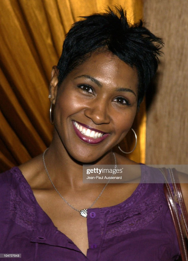 Terri J. Vaughn during 4th Annual Celebrity Fashion Show 'Fashion LA Style' to benefit Love Our Children USA at Club Soho in Los Angeles, California, United States.