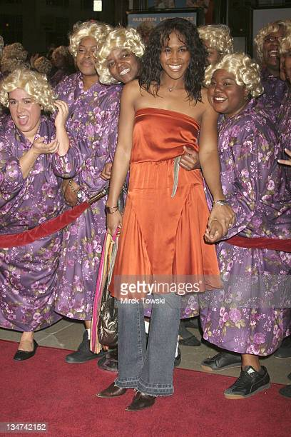 Terri J Vaughn during Big Momma's House 2 World Premiere at Mann's Grauman Chinese Theater in Hollywood California United States