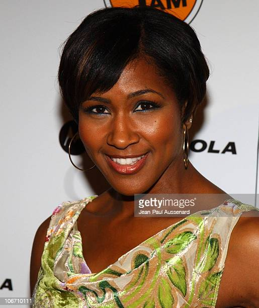 Terri J Vaughn during Russell Simmons and Stan Nathan Host Def Poetry Jam Los Angeles Kick Off For 32 City Tour Arrivals at Wadsworth Theater in...