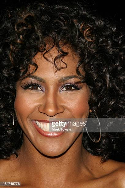 Terri J Vaughn during Vagina Monologues Play Opening at The Wilshire Ebell Theatre of Los Angeles in Los Angeles California United States