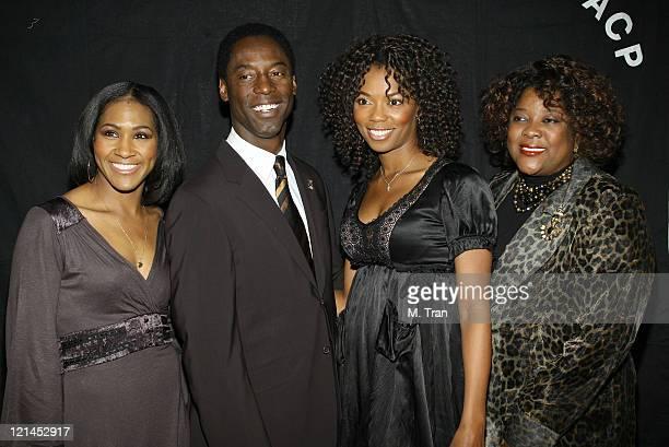 Terri J Vaughn Isaiah Washington Vanessa Williams and Loretta Devine