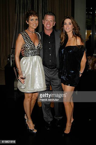 Terri Kelly Richard Kelly and Donna Baldwin attend PREVIEW of THE IVY HOTEL at The Ivy Hotel on May 24 2007 in San Diego CA