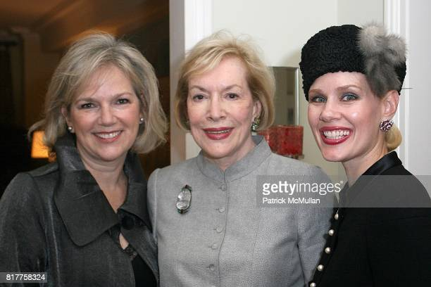 Terri Lindvall Zita Davisson and MichelleMarie Heinemann attend Claudia Gabel celebrates the launch of her new book Romeo and Juliet and Vampires at...