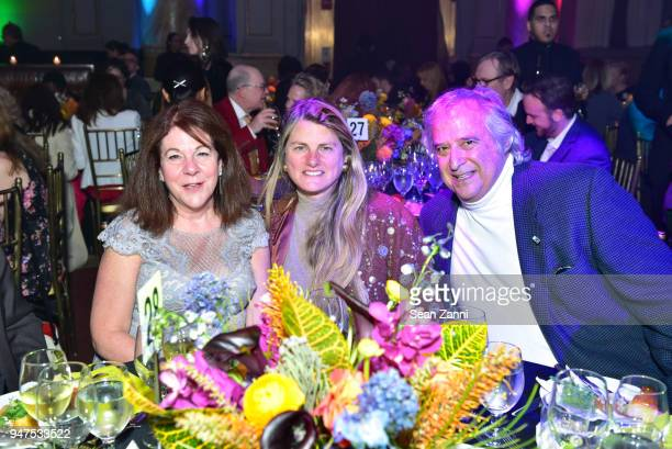 Guest Bonnie Comley and Stewart F Lane attend NYU Tisch School of the Arts GALA 2018 at Capitale on April 16 2018 in New York City