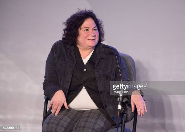 Terri Minsky Disney Show Creator talks about her new show 'Andi Mack' with President and Chief Creative Officer Disney Channels Worldwide Gary Marsh...