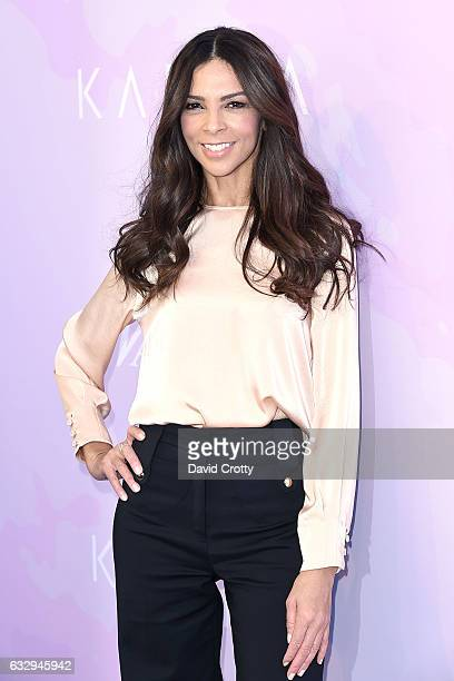 Terri Seymour arrives at Variety's Celebratory Brunch Event For Awards Nominees Benefiting Motion Picture Television Fund at Cecconi's on January 28...