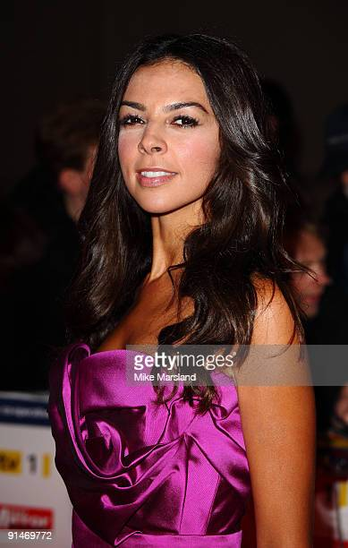 Terri Seymour attends the Pride Of Britain Awards at Grosvenor House on October 5 2009 in London England