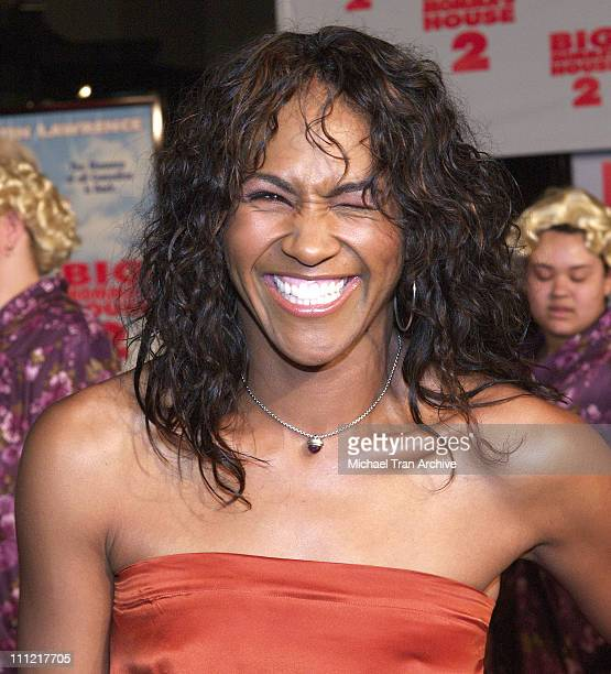 Terri Vaughn during Big Momma's House 2 Los Angeles Premiere Arrivals at Mann's Grauman Chinese Theatre in Hollywood California United States