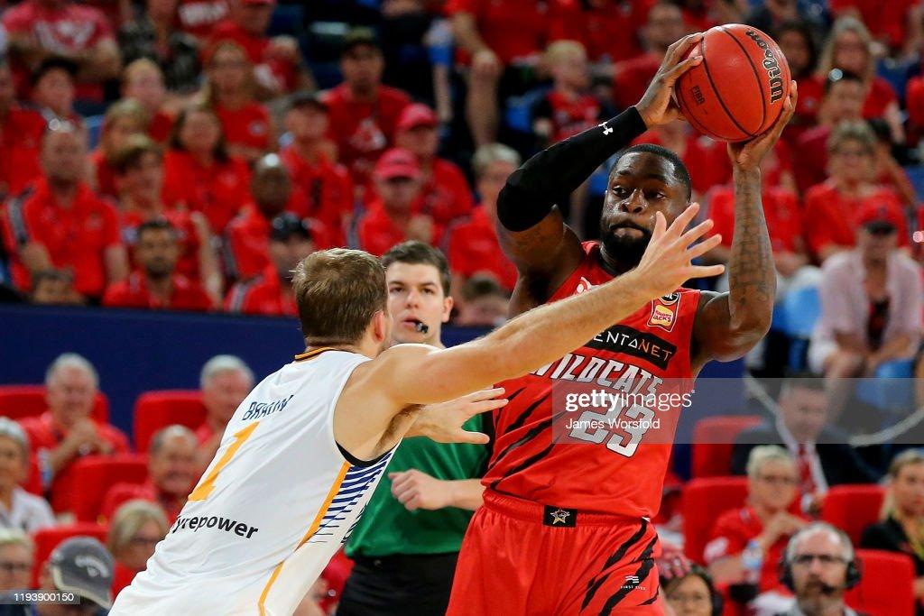 NBL Rd 11 - Perth v Brisbane : News Photo