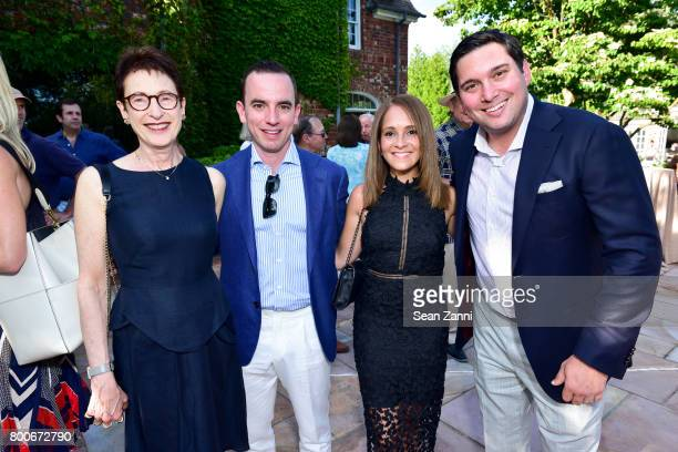 Terrie Sultan Robert Butler Elise Reid and Chris Montero attend Maison Gerard Presents Marino di Teana A Lifetime of Passion and Expression at...